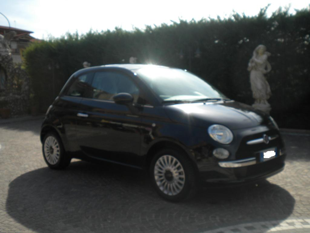 fiat 500 lounge 2009 caratteristiche. Black Bedroom Furniture Sets. Home Design Ideas