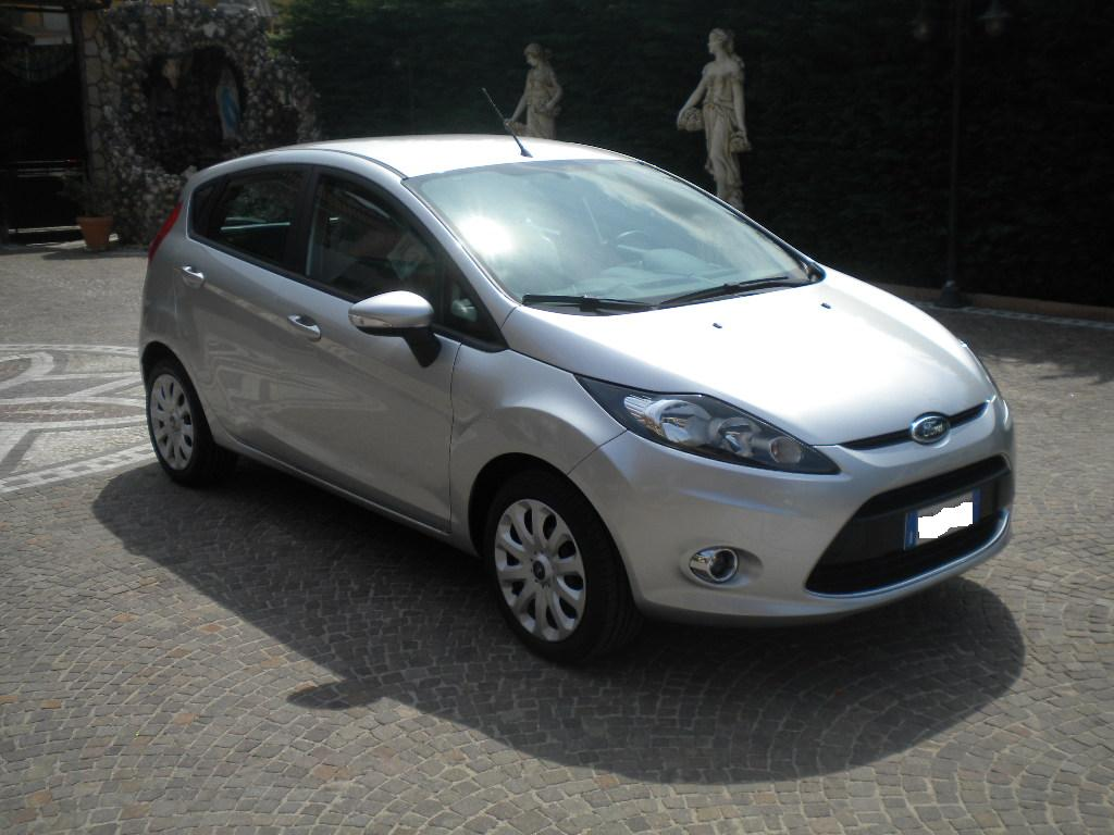 Manuale Ford Fiesta 1999